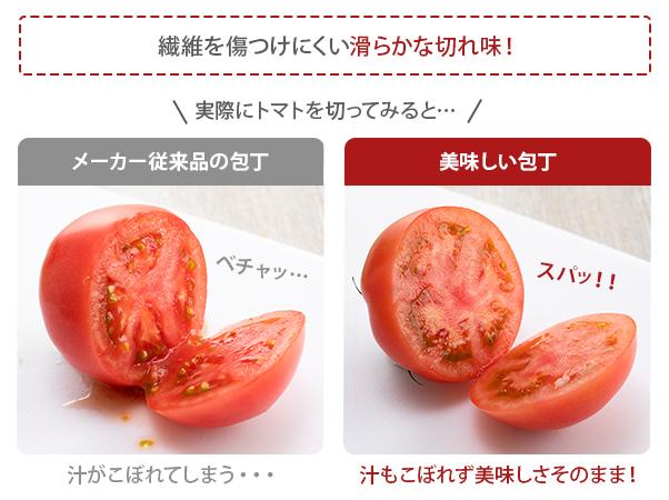 料理研究家 浜内千波 監修 美味しい包丁5