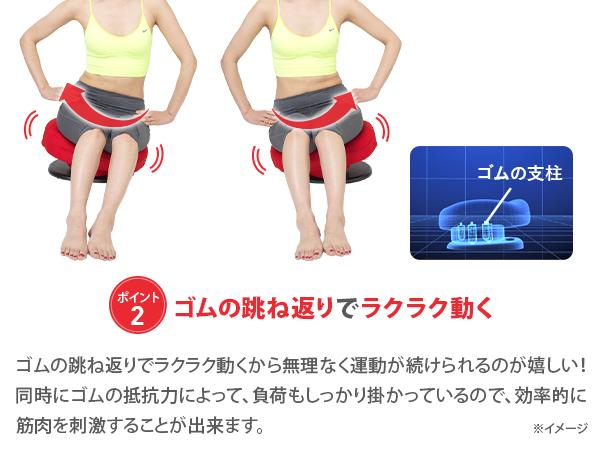 東急スポーツオアシス 骨盤スリムチェア5