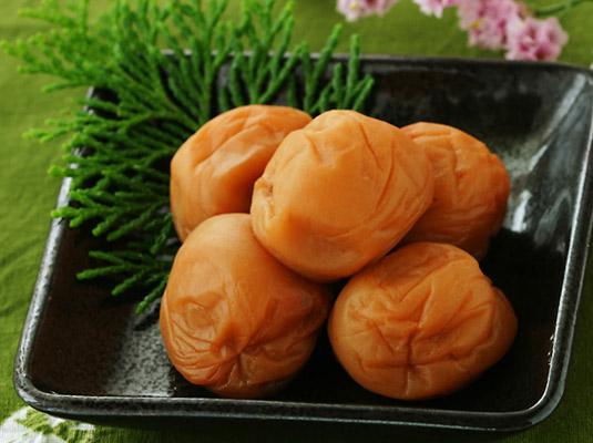 紀州南高梅お徳用1.8kg『味梅』