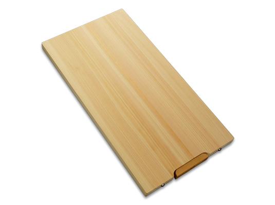 土佐龍 スタンド付まな板(薄型・Lサイズ)