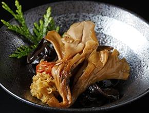 舞茸の生姜煮